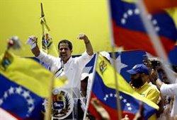 Guaidó insta els països del G7 a discutir la crisi de Veneçuela a la cimera (Juan Carlos Hernandez/ZUMA Wire/ DPA)
