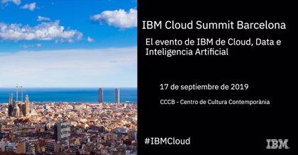 La apuesta de las empresas por la nube y la Inteligencia Artificial, a debate en el IBM Cloud Summit Barcelona