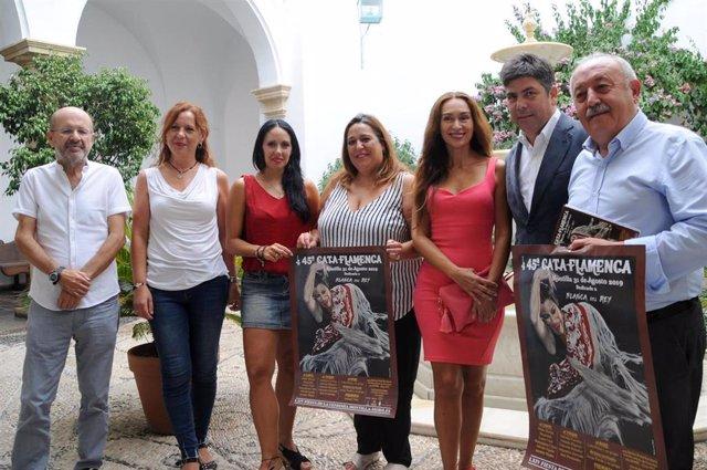 Presentación de la Cata Flamenca de Montilla