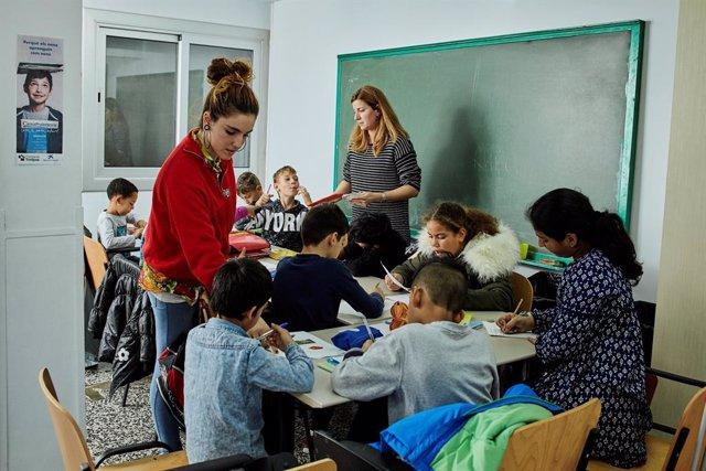 Programa de lluita contra la pobresa infantil
