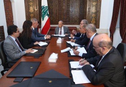 Líbano/Israel.- El enviado de la ONU se reúne con autoridades libanesas tras el supuesto ataque israelí