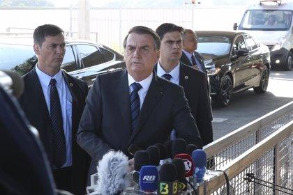 """Brasil.- Bolsonaro afea a Macron sus intentos para """"salvar"""" la Amazonia y denuncia intenciones ocultas"""