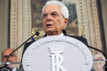 Italia.- El presidente de Italia aplaza al miércoles los contactos con los partidos políticos