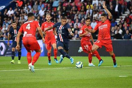 El PSG pierde durante varias semanas a los lesionados Mbappé y Cavani