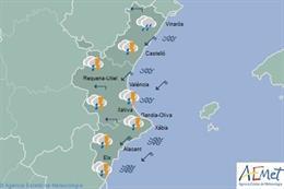 Mapa Comunitat Valenciana
