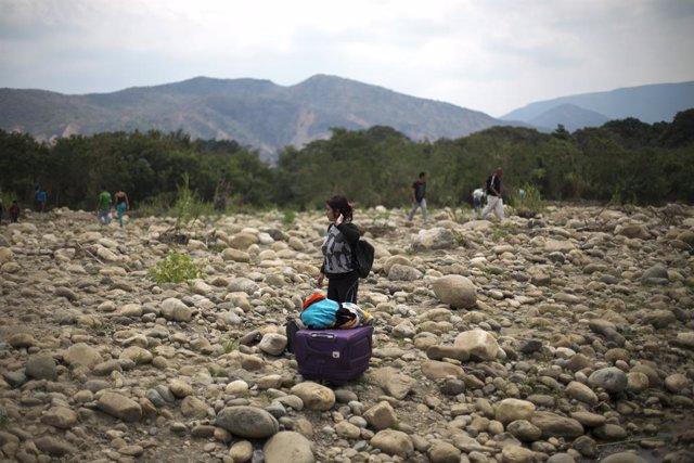 Venezuela.- ACNUR advierte de que la crisis migratoria venezolana ya no es regio