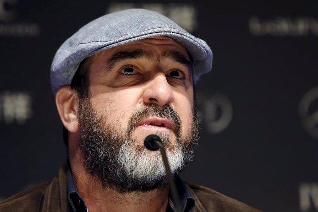 El francés Eric Cantona