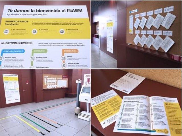 Espacio de autoinformación del INAEM