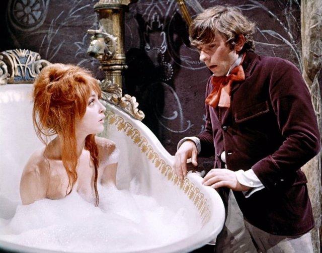 Escena de 'El baile de los vampiros' de Roman Polanski