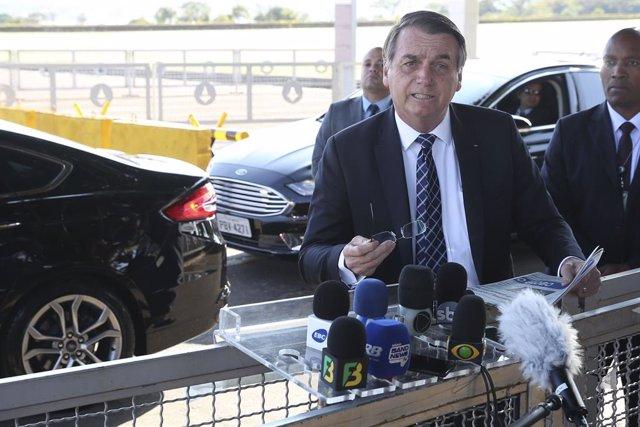 Brasil.- Brasil prevé rechazar la ayuda ofrecida por el G7 para combatir los inc