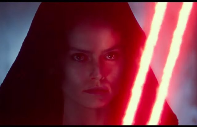 Imagen de Rey en Star Wars: El ascenso de Skywalker