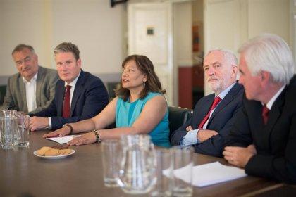 Brexit.- La oposición acuerda trabajar unida para evitar que Johnson fuerce un Brexit sin acuerdo