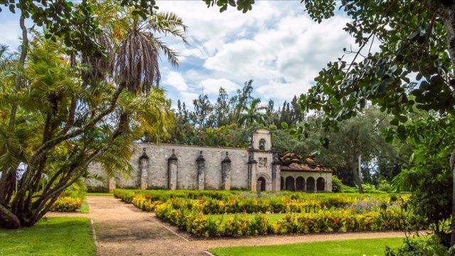 El monasterio medieval segoviano que fue comprado por un periodista estadouniden