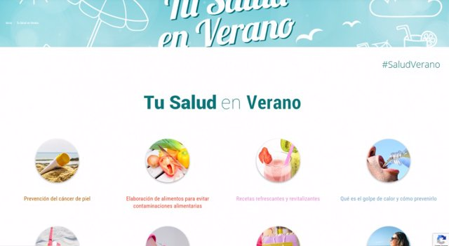 Web de la Escuela Andaluza de Salud Pública