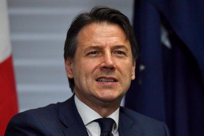 Italia.- El PD se abre a la continuidad de Conte y acerca posturas con el M5S