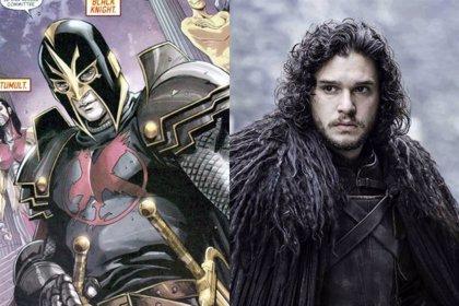 ¿Quién es Black Knight? Las claves del personaje de Kit Harington en The Eternals de Marvel