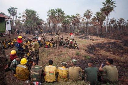 Bolivia.- Evo Morales paraliza la venta de terrenos en la zona afectada por los incendios en Bolivia
