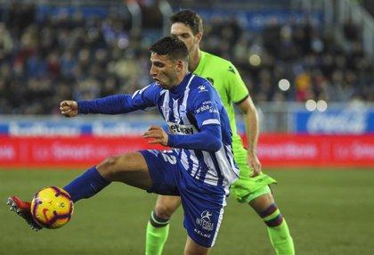 """Calleri: """"Ojalá el Espanyol sea el sitio para quedarme años"""""""