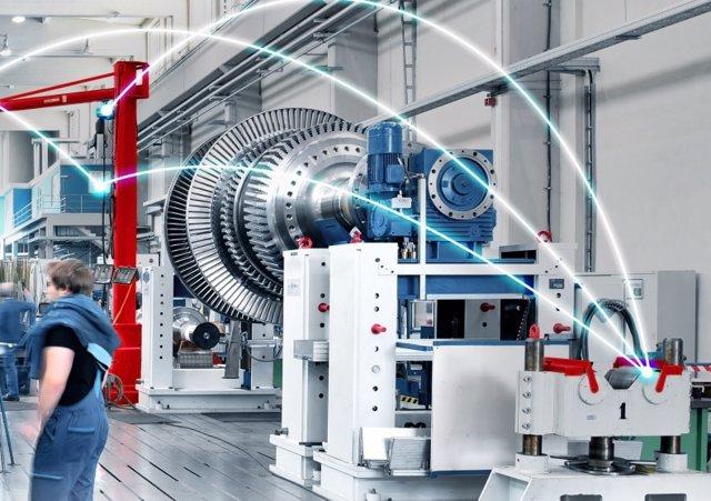 Recurso de fábrica, mantenimiento predictivo