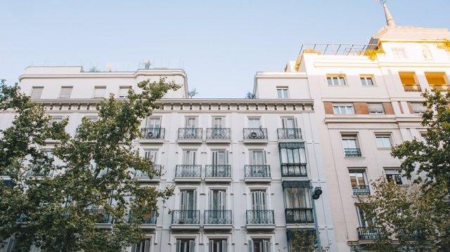 El precio de la vivienda en alquiler se incrementó un 2,1% interanual en julio, según Fotocasa