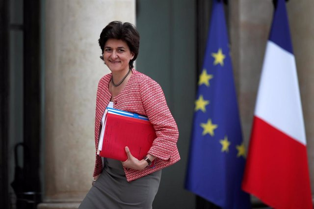 Sylvie Goulard, ex ministra de Fuerzas Armadas y candidata de Francia a comisaria europea