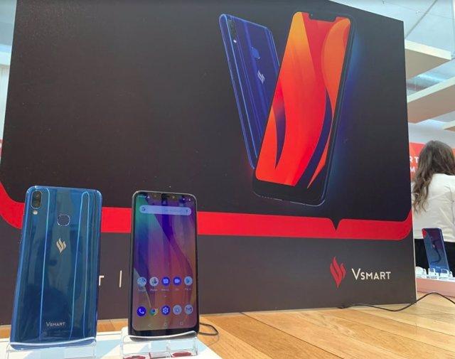 Vsmart (la antigua BQ) desarrollará un 'smartphone' 5G colaborando con Fujitsu
