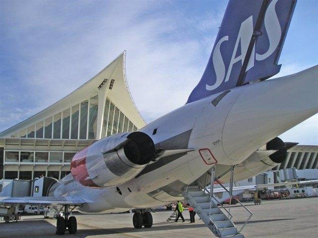 Dinamarca.- SAS pierde 22 millones en los nueve primeros meses de su ejercicio p