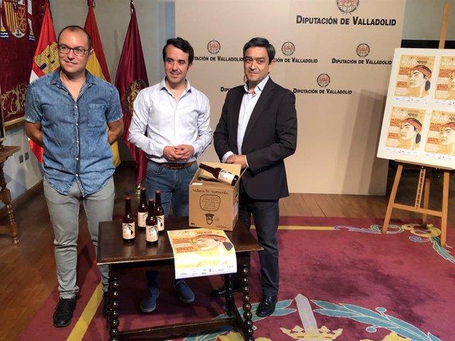 El festival de la cerveza 'El Milanito' de Montemayor (Valladolid) se amplía un