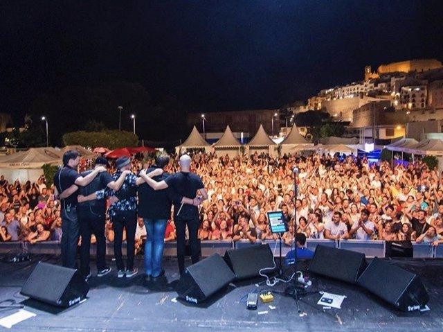 Festival From Stage de Peñíscola (Castellón)