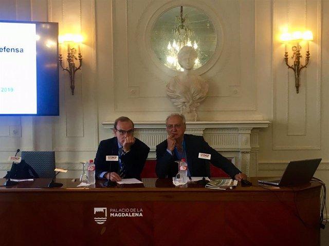 Enrique Mora, director general de Política Exterior y Seguridad