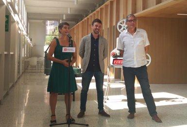 L'Escola de Mitjans Audiovisuals de Barcelona ultima el seu trasllat al recinte de Can Batlló (EUROPA PRESS)