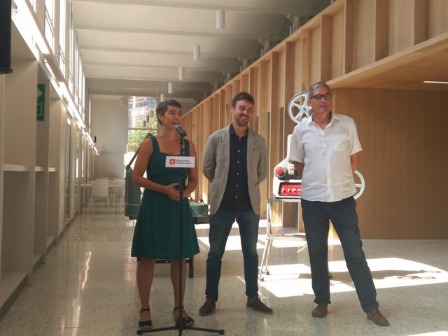 Maria Truñó, Marc Serra i Genís Boquet