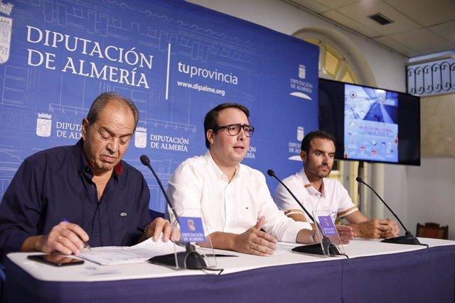 Presentación de la XII Regata 'Ruta del Coral - Costa de Almería'
