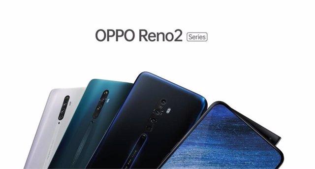 Oppo Reno2 renueva su gama con cámara trasera cuádruple de 48MP y zoom x20