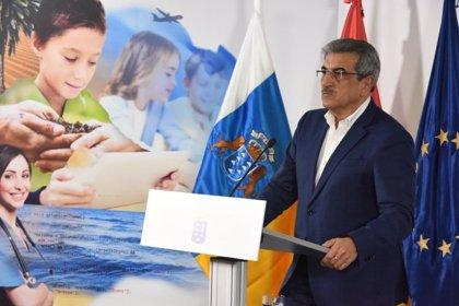 """Canarias plantea una """"ley exprés"""" en las Cortes para """"librar"""" los anticipos de la financiación autonómica"""