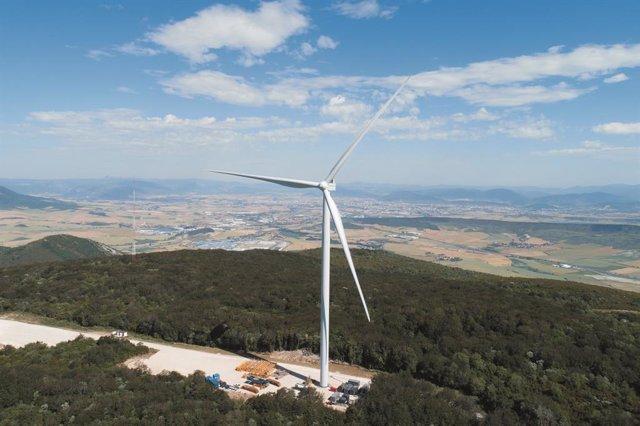 Economía/Empresas.- Siemens Gamesa suministrará 21 aerogeneradores a la estadoun