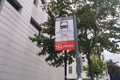 Barcelona estudia portar el model de bus a demanda de Torre Baró a altres barris de muntanya (EUROPA PRESS)