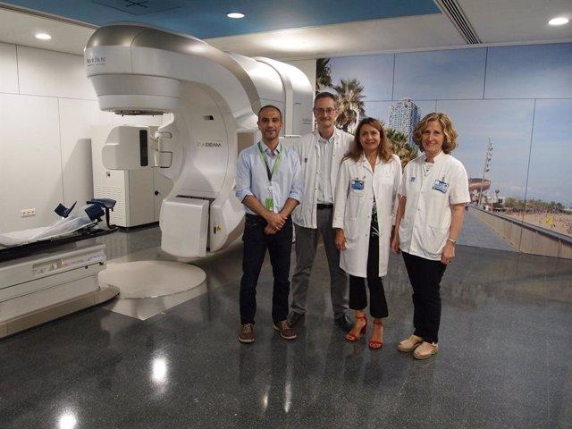 Proteger el cerebro de la radioterapia en pacientes con cáncer de pulmón preserv