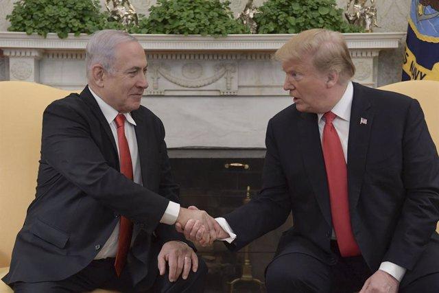 O.Próximo.- Estados Unidos descarta desvelar su plan de paz para Oriente Próximo