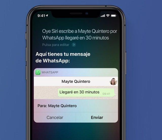 El usuario decidirá si quiere participar en la evaluación de la calidad de Siri