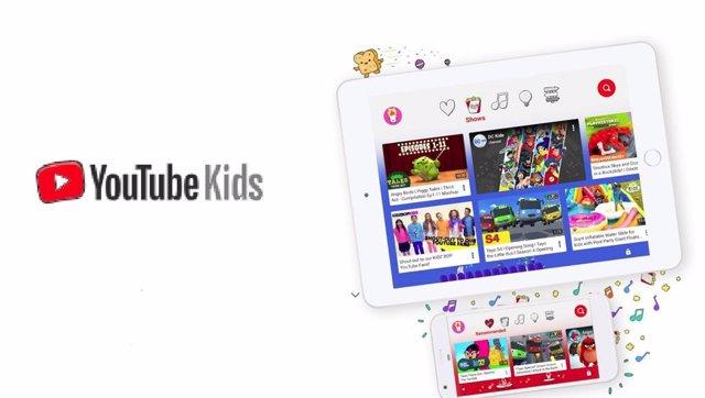 YouTube Kids introduce filtros de contenidos recomendados por grupos edad, con u