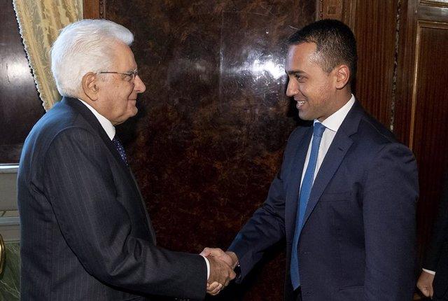 Italia.- Di Maio asegura que la Liga le propuso ser primer ministro