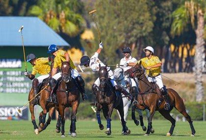 Torneopolo.- Ayala Polo Team y Brunei jugarán la final de la Copa de Oro LG Signature de mediano hándicap