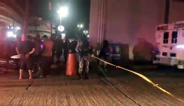 Al menos 26 muertos en un ataque con cócteles molotov contra un bar en el estado de Veracruz (México)