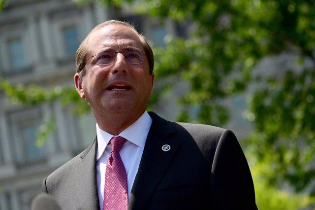 El secretario de Salud de Estados Unidos, Alex Azar