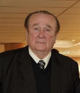 El expresidente de CONMEBOL Nicolás Leoz
