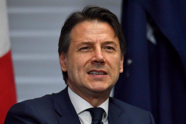 Italia.- Mattarella encarga a Conte la formación de Gobierno tras el acuerdo ent