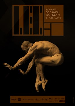 Cartel de la sexta semana de danza emergente