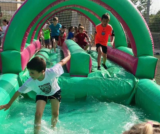 Ayuntamiento de Alcalá y clubes deportivos ofrecen 26 modalidades en los Módulos de Iniciación Deportiva