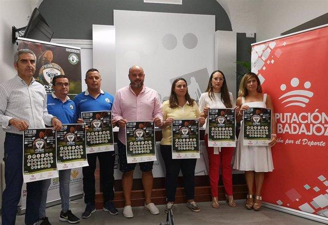 """Presentación del I Trofeo de Fútbol Espiga """"Ciudad de la Serena"""""""